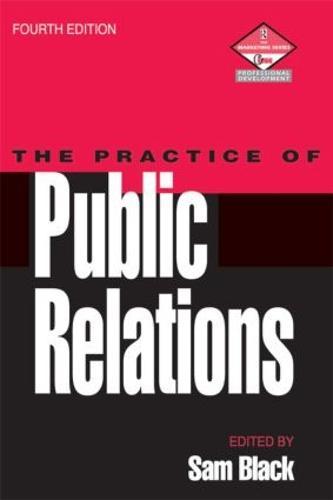 Practice of Public Relations (Paperback)
