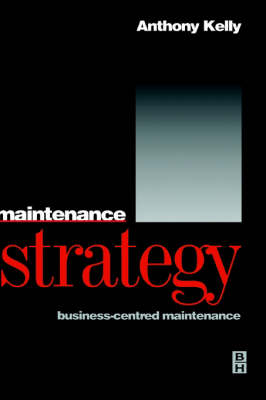Maintenance Strategy (Hardback)