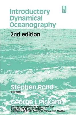 Introductory Dynamical Oceanography (Paperback)