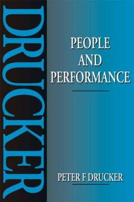People and Performance (Paperback)