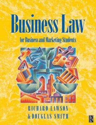 Business Law: For Business and Marketing Students (Paperback)