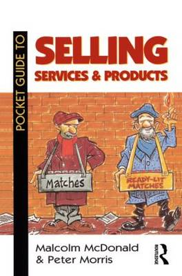 Pocket Guide to Selling Services and Products (Paperback)