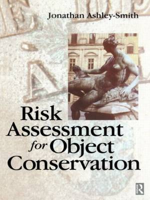 Risk Assessment for Object Conservation (Paperback)