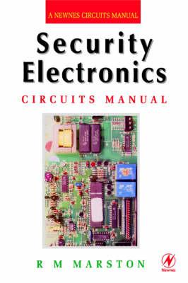 Security Electronics Circuits Manual (Paperback)