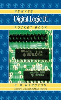 Newnes Digital Logic IC Pocket Book: Volume 3 - Newnes Pocket Books (Hardback)