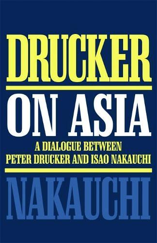 Drucker on Asia (Hardback)
