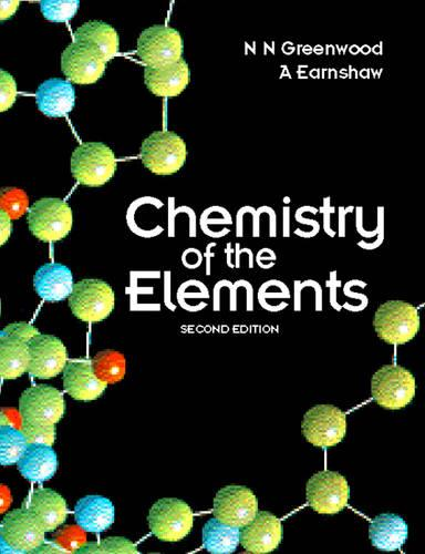 Chemistry of the Elements (Paperback)