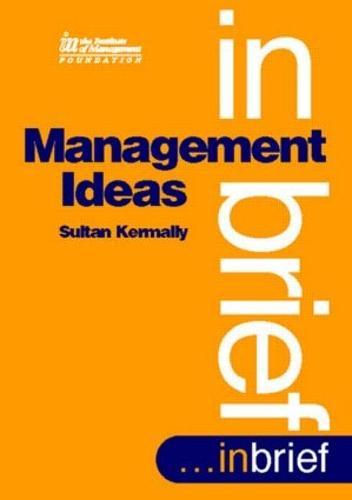 Management Ideas (Paperback)