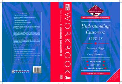 Understanding Customers 1997-98 - CIM Student Workbook S.: Certificate (Paperback)