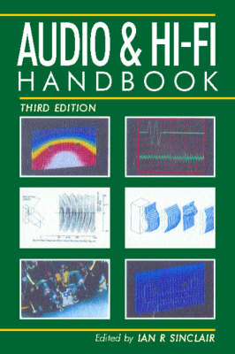 Audio and Hi-fi Handbook (Hardback)