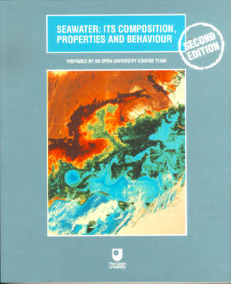 Seawater: Its Composition, Properties and Behaviour (Paperback)