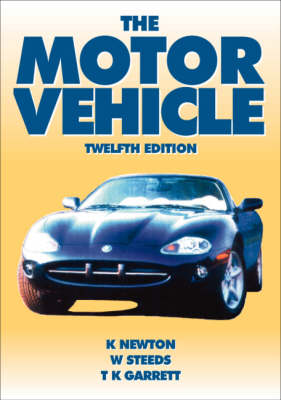 The Motor Vehicle (Paperback)