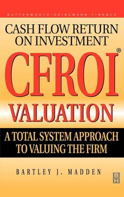 CFROI Valuation (Hardback)