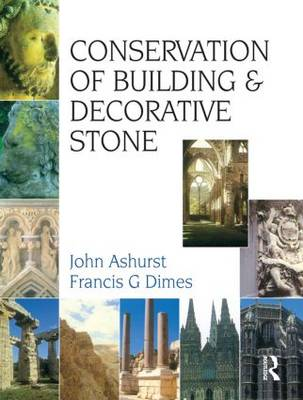 Conservation of Building and Decorative Stone (Paperback)