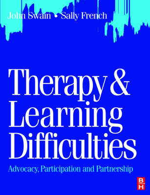 Therapy and Learning Difficulties: Advocacy (Paperback)