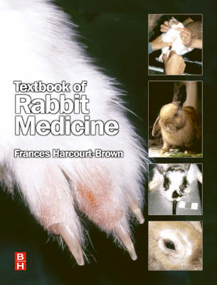 Textbook of Rabbit Medicine (Hardback)