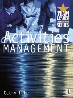 Activities Management (Paperback)