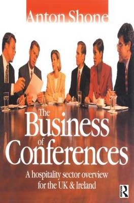 The Business of Conferences (Paperback)