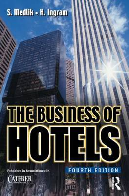 The Business of Hotels (Paperback)