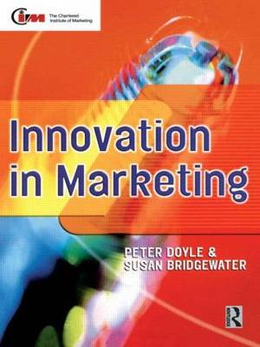 Innovation in Marketing (Paperback)