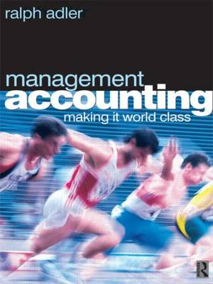 Management Accounting (Paperback)