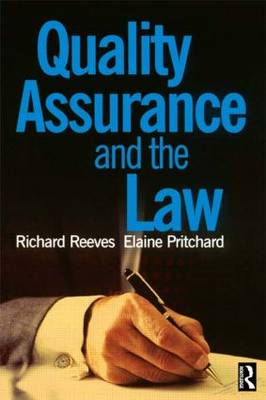 Quality Assurance and the Law (Paperback)
