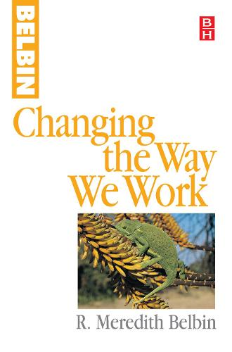 Changing the Way We Work (Paperback)