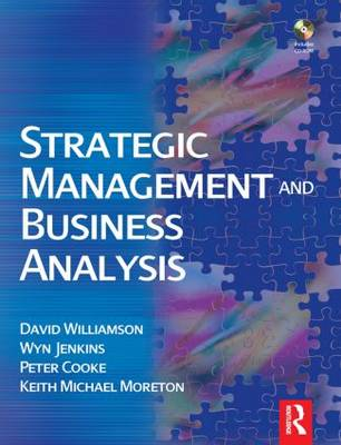 Strategic Management and Business Analysis (Paperback)