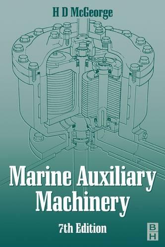 Marine Auxiliary Machinery (Paperback)