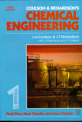Chemical Engineering Volume 1: Fluid Flow, Heat Transfer and Mass Transfer (Paperback)