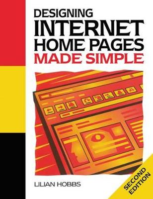 Designing Internet Home Pages Made Simple (Paperback)