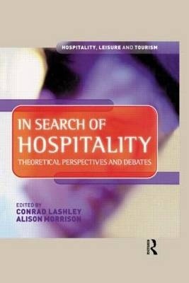 In Search of Hospitality (Hardback)