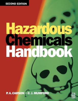 Hazardous Chemicals Handbook (Hardback)