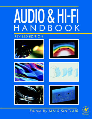 Audio and Hi-Fi Handbook (Paperback)