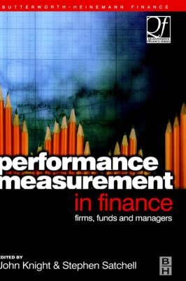 Performance Measurement in Finance - Quantitative Finance (Hardback)