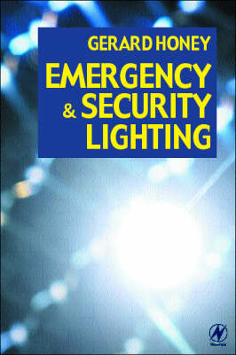 Emergency and Security Lighting (Paperback)