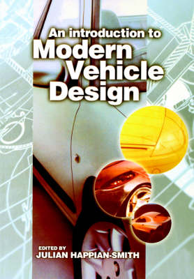 Introduction to Modern Vehicle Design (Paperback)
