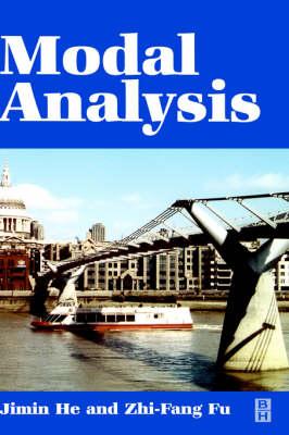 Modal Analysis (Hardback)