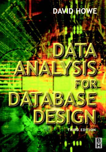Data Analysis for Database Design (Paperback)
