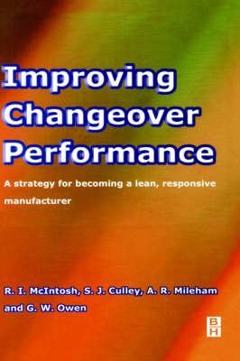 Improving Changeover Performance (Hardback)
