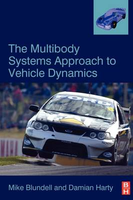 The Multibody Systems Approach to Vehicle Dynamics (Paperback)