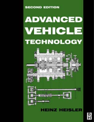 Advanced Vehicle Technology (Paperback)