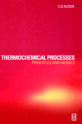 Thermochemical Processes: Principles and Models (Hardback)