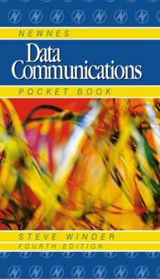 Newnes Data Communications Pocket Book - Newnes Pocket Books (Hardback)