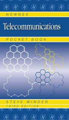 Newnes Telecommunications Pocket Book - Newnes Pocket Books (Hardback)