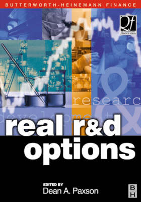 Real R & D Options - Quantitative Finance (Hardback)