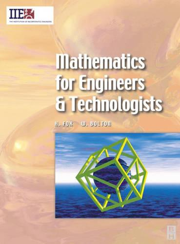Mathematics for Engineers and Technologists - IIE Core Textbooks S. (Paperback)
