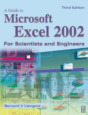 Guide to Microsoft Excel 2002 for Scientists and Engineers (Paperback)