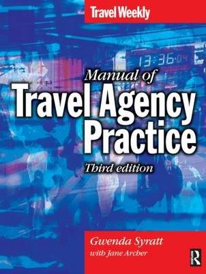Manual of Travel Agency Practice (Paperback)