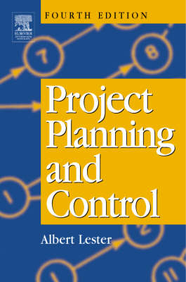 Project Planning and Control (Hardback)